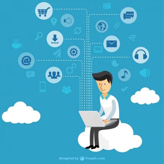 Internet para promocionar emprendimientos